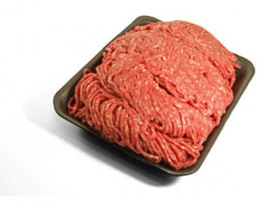 I prefer to use a leaner hamburger meat