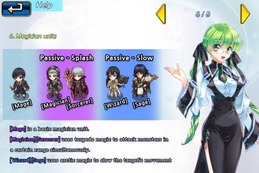 Fantasy Defense 2 - Useful Help Section