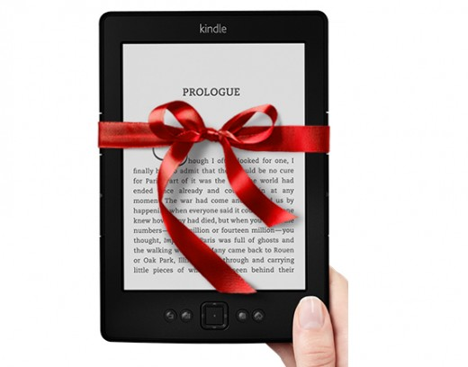 Amazon Kindle (black)