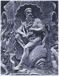 Aegir, God of Oceans