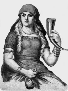 Sif, Goddess of Earth