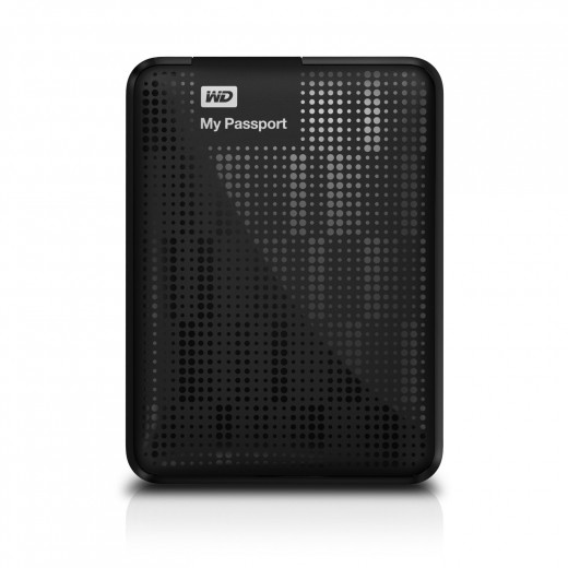 WD My Passport 1TB Portable External Hard Drive USB 3.0