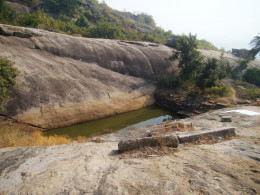 Another kund created by Gupt Godavari