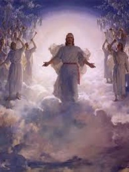 There are some who believe that once they get to heaven, they will be sitting next to God, Buddha, Christ or their particular spiritual deity. They  also maintain that all earthy desires& wants are NO MORE as they've left their mortal bodies at death