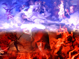 Belief in the afterlife has existed since the first humans. People always believed in an afterlife. The afterlife is a consolation to the earthly life which is often precarious.It's the ULTIMATE karmic form of checks & balances.