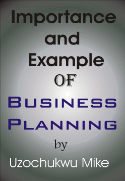 Importance and Example of Business Planning