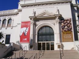 Natural History Museum at San Diego, California.