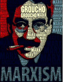 I've been an ardent Marxist for some time.