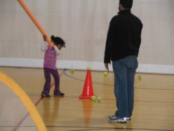 JELLY BEAN SPORTS:  Teach Young Children to Hit a Baseball Using a Noodle
