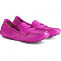 You won't have to sacrifice comfort for fashion in these adorable loafers.