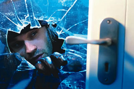 About 15% of robberies in the US occur in the home.
