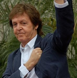 Paul McCartney, 2009
