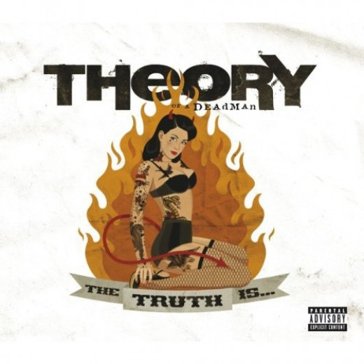 The Truth Is… special edition album cover.