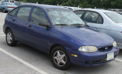 Ford Aspire (public domain)