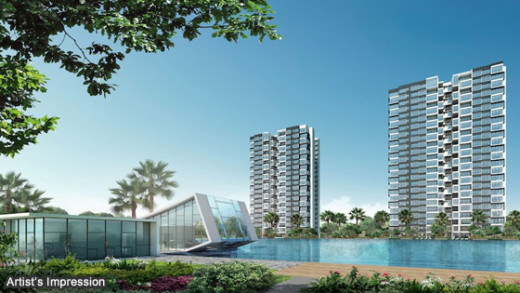 HDB-Executive Condominium, Singapore