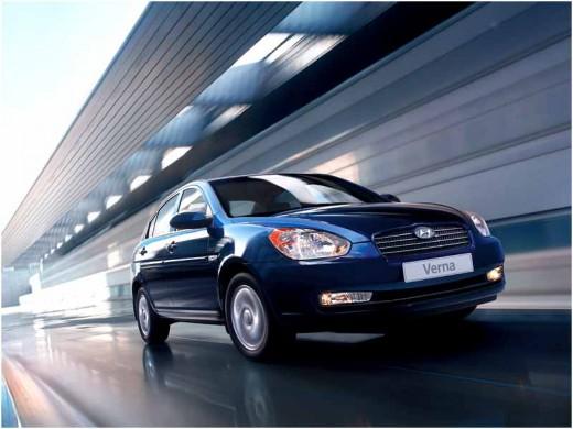 Hyundai Verna VGT CRDi ABS - Engine