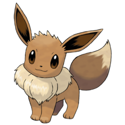 Eevee: a once valuable Pokémon.