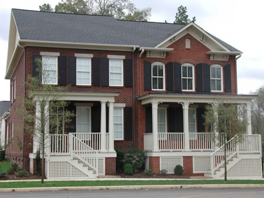 Exterior Craftsman Shutters Selecting Your Window Shutter Style