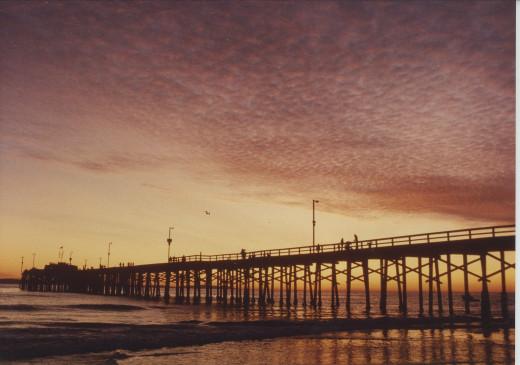 Huntington Beach Pier, CA