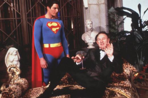 Lex's mind is more dangerous than Superman's abilities.