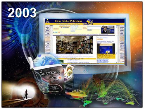 2003 Dail-up