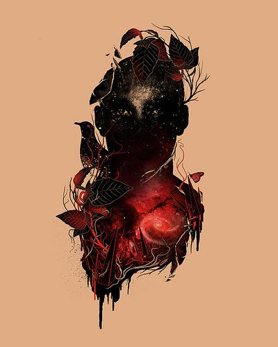 Universe Inside from Francis Minoza flickr.com