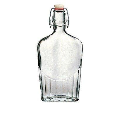 17 oz glass flask