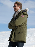 Stylish Canada Goose Parkas and Jackets for Extremely Cold Cities