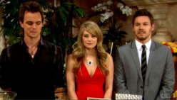 The Bold and the Beautiful:  Hope Leaves Liam at the Altar and Runs Away to Hawaii with Wyatt! (with Video)