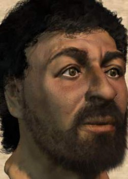 What a typical Jewish man born 2000 years ago looked like.