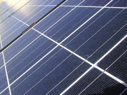 Example Rooftop Solar Panel Array