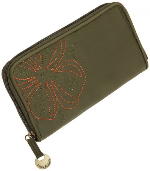 Travelon Women's RFID Wallet