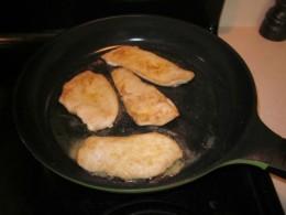 Geraci's Restaurant Chicken Marsala Recipe. Pounded chicken