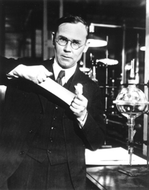 Wallace Carothers, who worked for Dupont, is credited as being the inventor of nylon.