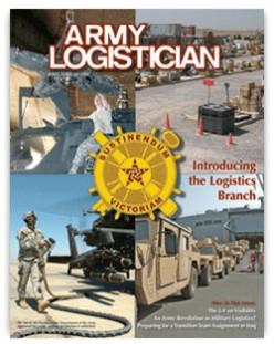 Army Logistician magazine.
