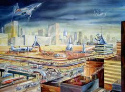 The Past Is Soon To Be Here: Futurism and the Time When Science-Fiction Received an Art Movement