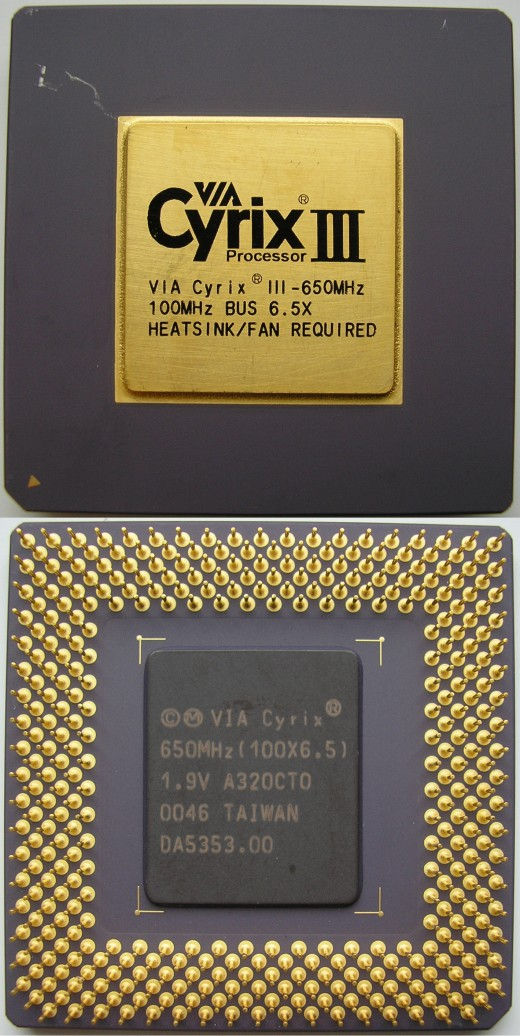 The CPU clock speed is less important now as a measure of computer or tablet importance