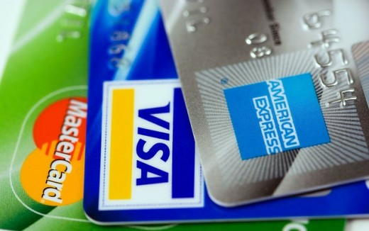 Shopping addicts overuse their credits cards, making their balances higher than they can afford to pay when the bill is due.