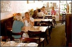 Fellini's Cafe began as a small, eight-table trattoria before expanding it's Italian cuisine into three new restaurants