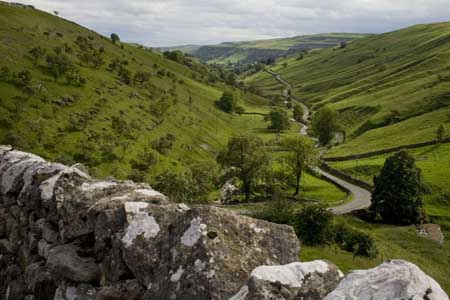 Coverdale road to Kettlewell via Coverhead, a rewarding and in places steep and twisting drive - and arduous walk