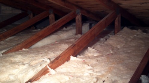 A good attic insulation job can save you up to 15% on heating and cooling costs over the course of a year.
