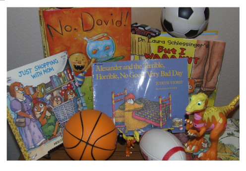 Exciting Books For Little Boys.