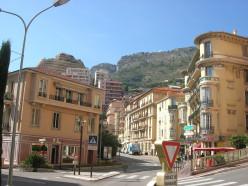 Lamarck Square, Moneghetti, Monaco
