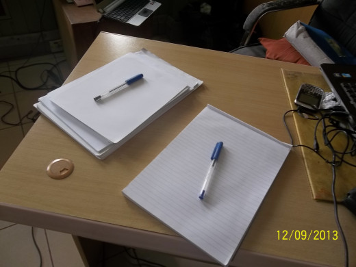 Writing To Make Money With Pen And Paper