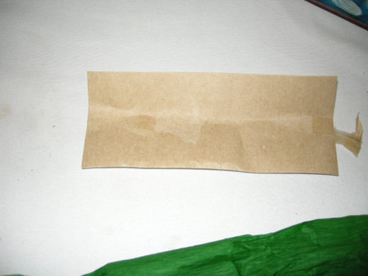 Use soft cardboard to place inside the cracker