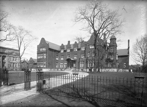 Annesley Hall, Victoria College, University of Toronto, Toronto, 1930s