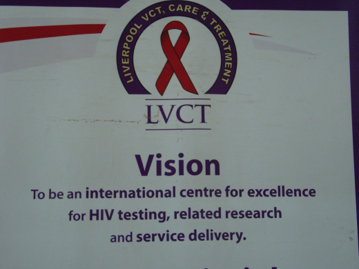 Organizations fighting HIV/Aids in Africa