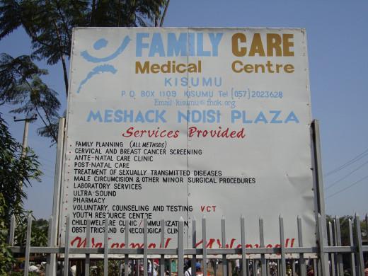 Health care agenda