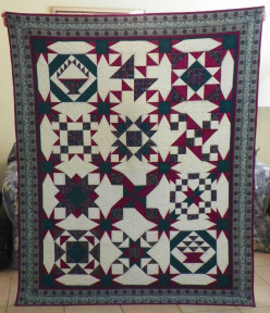 The Benefits of Teaching Men How to Quilt