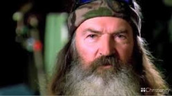 Duck Dynasty Star Indefinitely Suspended From The A&E Network....